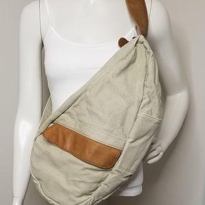 L.L. Bean sling bag